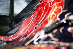 Scuderia Toro Rosso STR10 engine cover