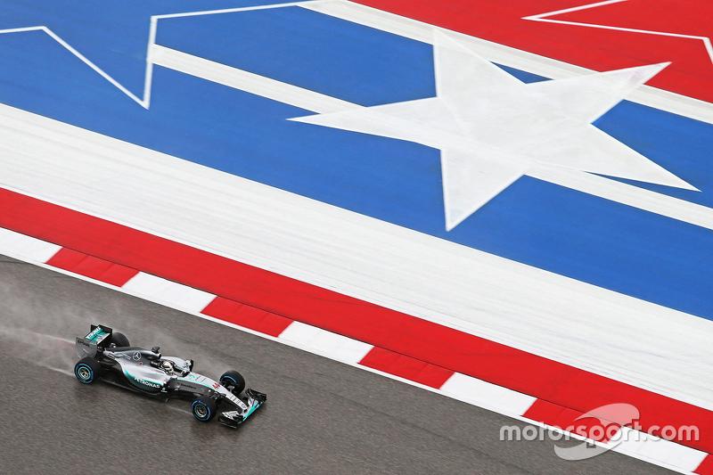 Льюiс Хемілтон, Mercedes AMG F1 W06