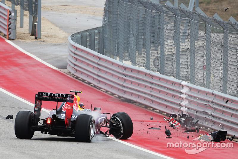 Авария Даниила Квята, Red Bull Racing RB11