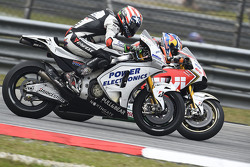 Jack Miller, Team LCR Honda and Nicky Hayden, Aspar MotoGP Team