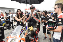Штефан Брадль, Aprilia Racing Team Gresini з грід гел