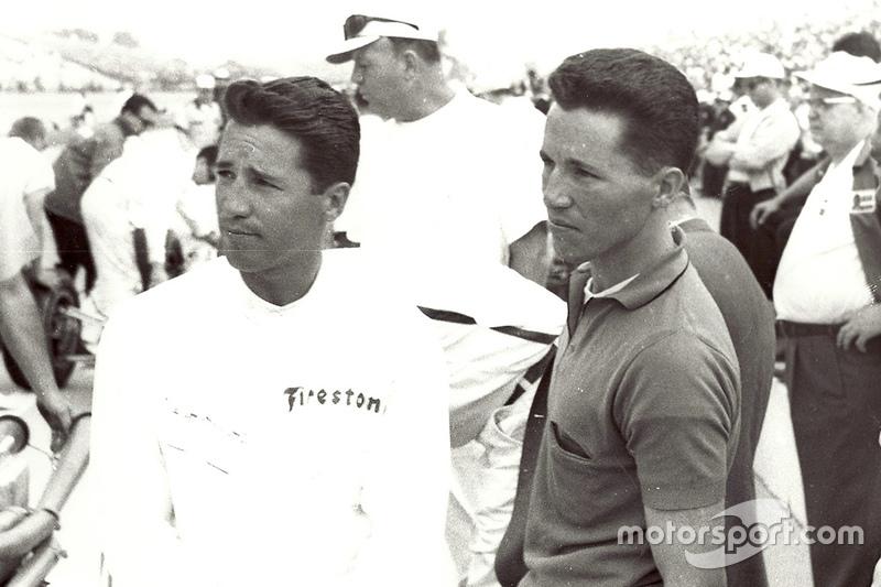 Маріо Андретті та Алдо Андретті at Indy