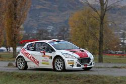 Jonathan Hirischi, Peugeot 208 T16