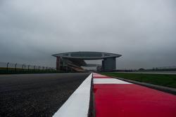 Shanghai International Circuit, Detailaufnahme