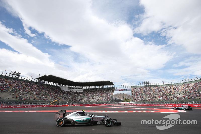 Ніко Росберг, Mercedes AMG F1 W06 та його гальма у вогні
