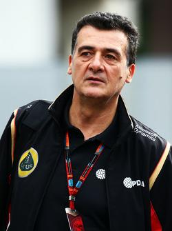 Федерико Гастальди, руководитель Lotus F1 Team