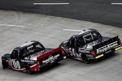 Cole Custer, Jr Motorsports Chevrolet e Gray Gaulding