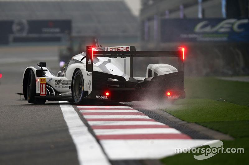 #8: Porsche 919 am Limit