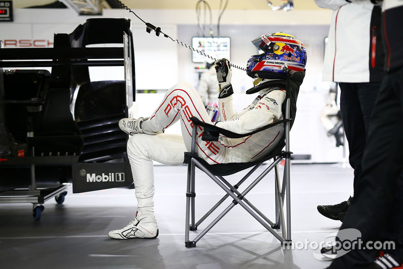 WEC - Mark Webber, Porsche Team