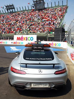 The FIA Safety Car
