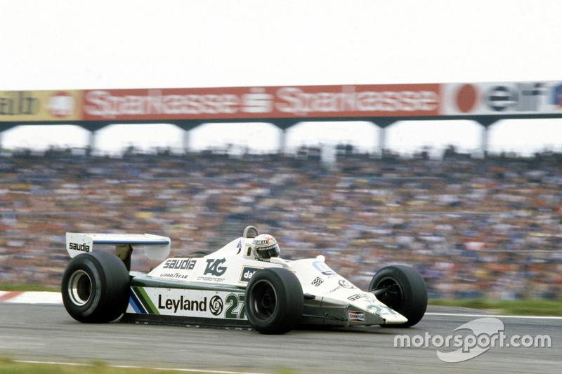 1980 - Alan Jones, Williams-Ford