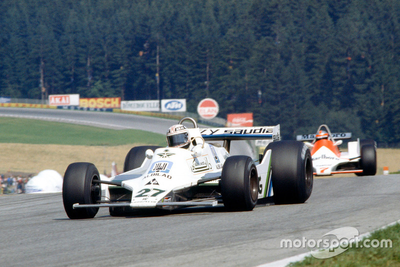 #57: Williams FW07 (1979-1980)