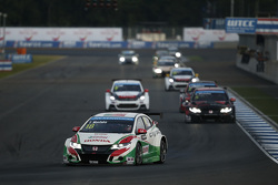 Tiago Monteiro, Honda Civic