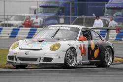 #14 Autometrics Motorsports Porsche GT3 Cup: Cory Friedman, Mac McGehee, Anthony Lazzaro, Ralf Kelleners