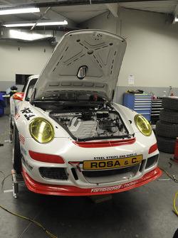 Farnbacher Loles Motorsports Porsche GT3 Cup