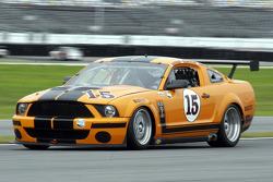 #15 Blackforest Motorsports Mustang Cobra GT: Tom Nastasi, David Empringham, Jean-François Dumoulin, Boris Said