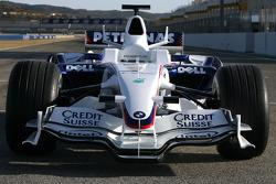 New BMW Sauber F1.08