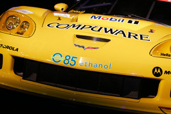 Chevrolet announces the championship-winning Corvette Racing team will use E85 ethanol fuel in the upcoming American Le Mans Series