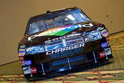 Chip Ganassi Racing with Felix Sabates: the Polaroid Dodge NASCAR Sprint Cup car