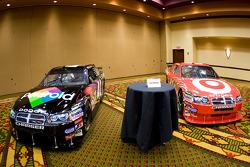 Chip Ganassi Racing with Felix Sabates: Dodge NASCAR Sprint Cup cars