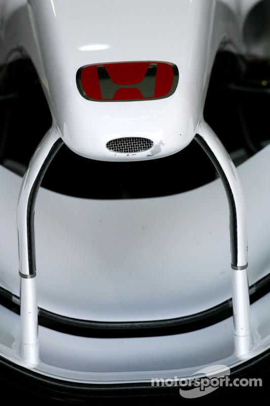 Honda Racing F1 Team, RA108 nose detail