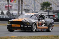 #50 Blackforest Motorsports Ford Mustang: James Bradley, John Cloud, John Farano, Carl Jensen, Boris Said