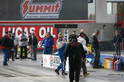Saturday Pro Stock qualifying