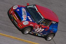#197 RSR Motorsports Mini Cooper S: Mark Congleton, Rick Johnson II