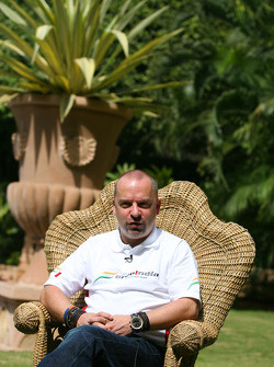 Mike Gascoyne, Force India F1 Technical Director