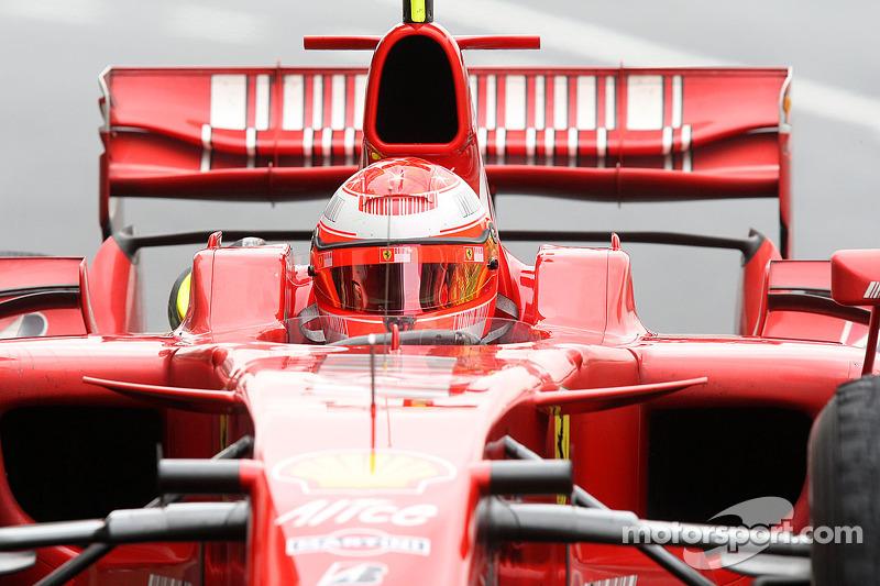 2008: Test driver