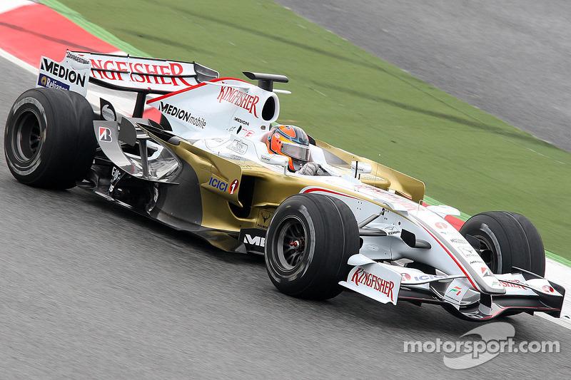 Force India F1 VJM01 (2008)