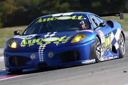 #99 JMB Ferrari F430 GT: Ben Aucott, Stéphane Daoudi
