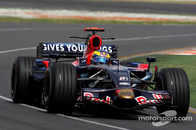 Sébastien Bourdais, GP Australia 2008, Toro Rosso