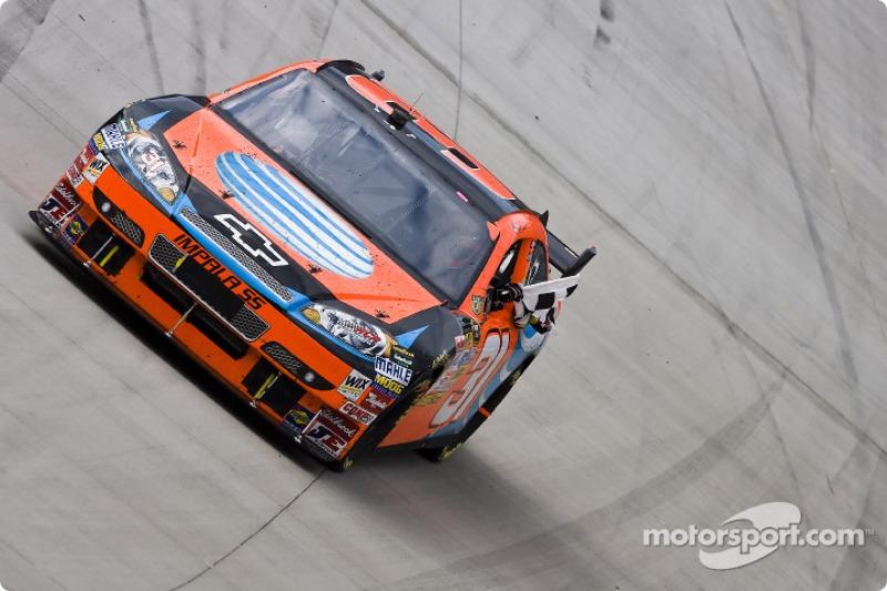 2008, Bristol 1: Jeff Burton (Childress-Chevrolet)