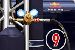Equipement Red Bull Racing
