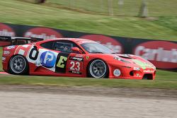 GT3 Ferrari 430: Hector Lester and Allan Simonsen