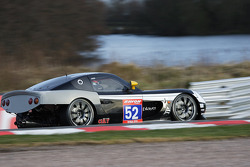 GT4 Ginetta G50: Chris Cooke and James Harrison