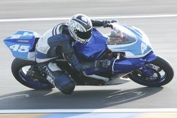 David Bouvier, Suzuki GSX R600