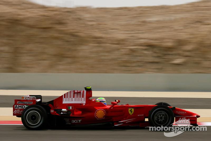 2008 - Felipe Massa, Ferrari