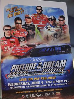 Prelude to the Dream Press Conference
