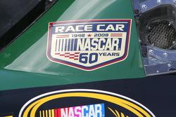 NASCAR's 60th Anniversary Logo