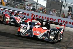 Старт гонки, Ерік Джонс, Joe Gibbs Racing Toyota лідирує