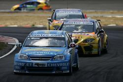 Alain Menu, Chevrolet, Chevrolet Lacetti