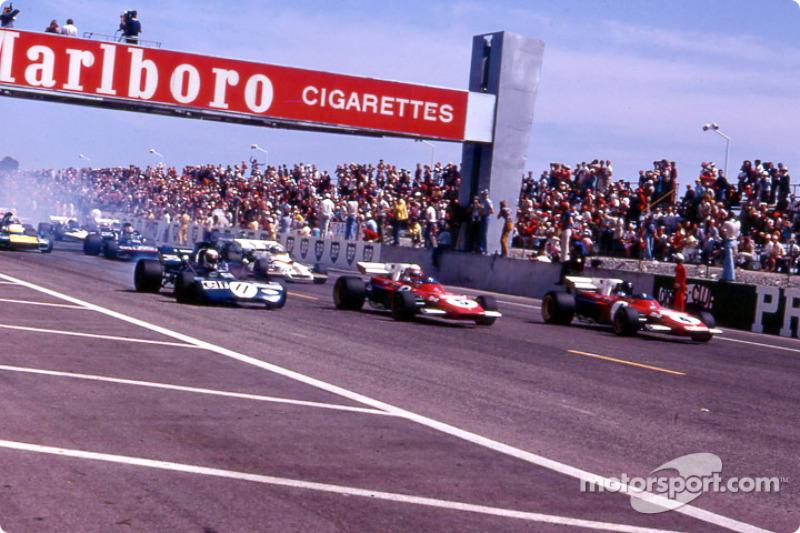 ...de los cuales 14 han sido en Paul Ricard. El primero se celebró en 1971