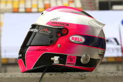 Franck Montagny, driver of A1 Team France helmet