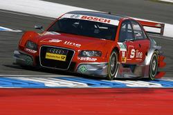 Mike Rockenfeller, Audi Sport Team Rosberg S line Audi A4 DTM 2007