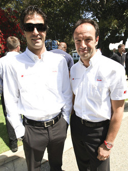 Lucas Luhr and Marco Werner