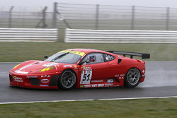 #51 AF Corse Ferrari 430: Thomas Biaggi,Christian Montanari