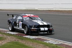 #22 Matech Mustang Racing Ford Mustang FR500C: Scott Maxwell, Eric De Doncker