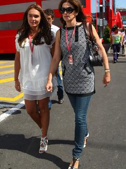 Tamara Ecclestone, Daughter of Bernie Eccelestone and Slavica Ecclestone, Wife to Bernie Ecclestone